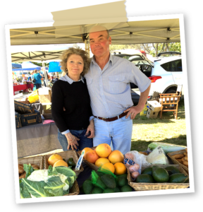 Timber top Farms Harbourside markets Growers