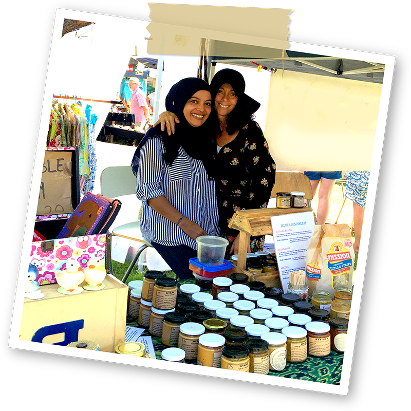 Ziyahs Condiments Harbourside Markets