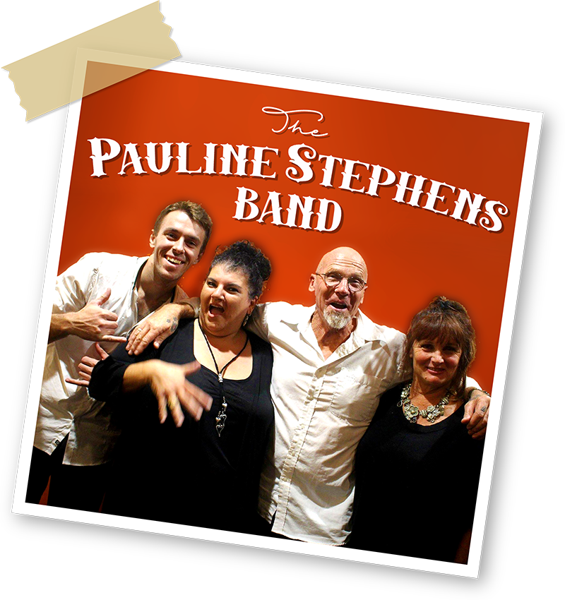 Pauline Stephens band Harbourside markets
